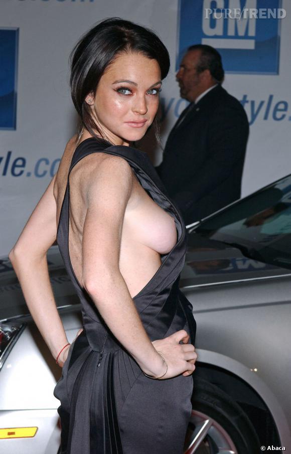 Lindsay Lohan, ça tient bien dis donc !
