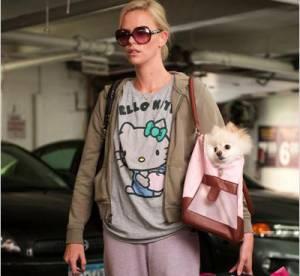 Charlize Theron, Cameron Diaz, Jessica Alba... toutes gaga de Hello Kitty