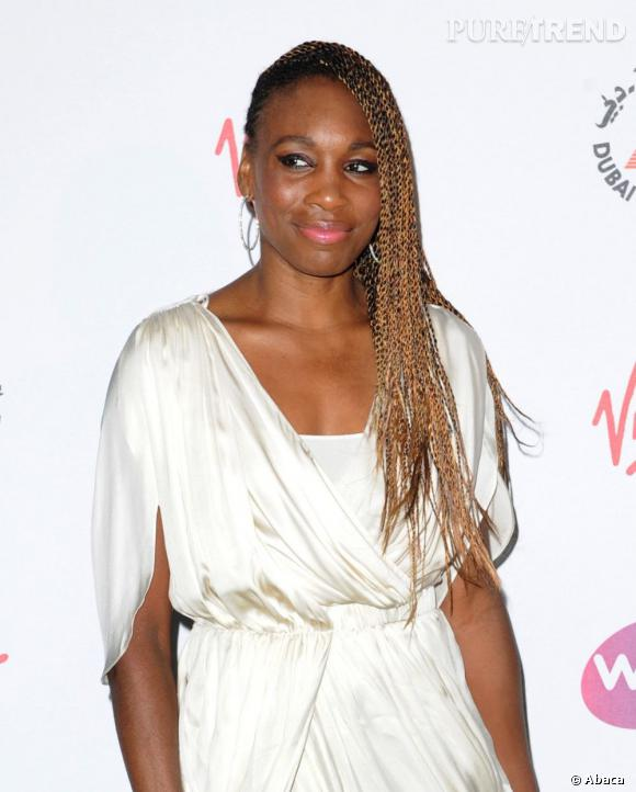 Venus Williams, déesse de beauté.