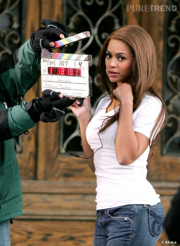 Beyonce fait de la publicité pour Samsung.