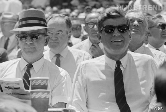 "Livre ""Legends : Untold Stories"" de Ray-Ban.   J.F. Kennedy"