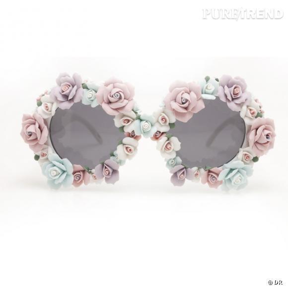 Must have : lunettes de soleil A-Morir Modèle Cass pastel www.a-morir.com