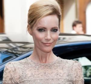 Leslie Mann, la révélation de la Fashion Week en 3 looks