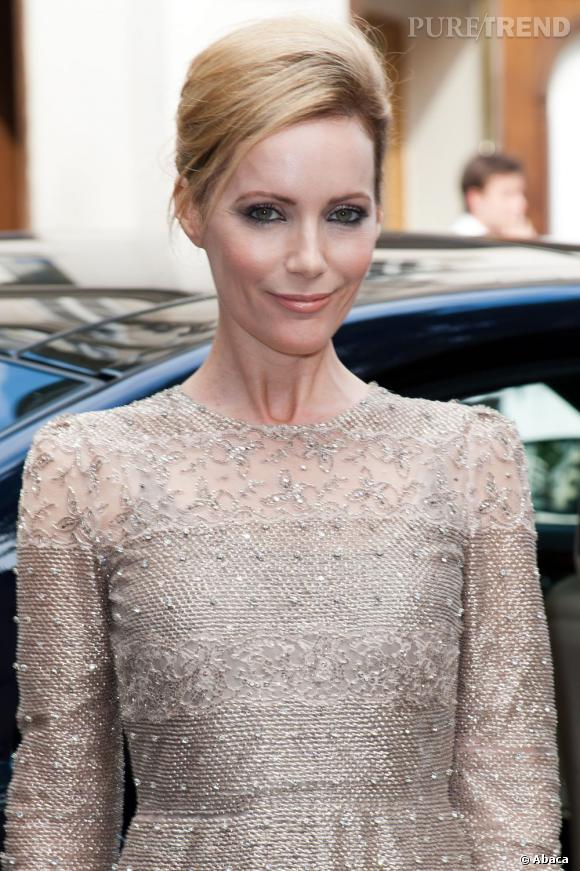 Leslie Mann, la révélation de la Fashion Week.