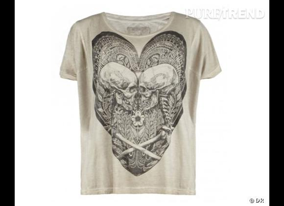 Le must have de Marie bis       T-shirt All Saints, 45 € sur fr.allsaints.com