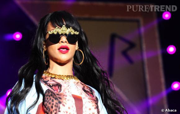 Rihanna et les créoles : une véritable histoire d'amour bling bling