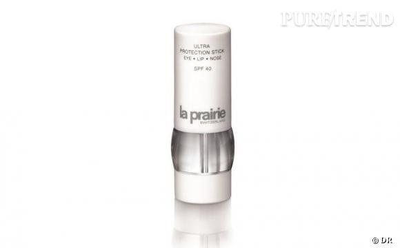 Stick Solaire Haute Protection Yeux-Lèvres-Nez SPF 40, La Prairie, 56 €