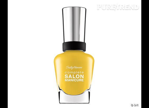 Vernis Sun Day de Sally Hansen, 10,90 €. En exclusivité chez Sephora.