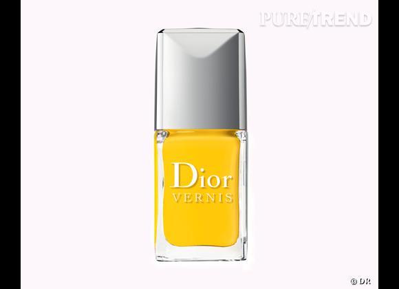 Vernis Acapulco, édition Summer Mix de Dior, 24 €.