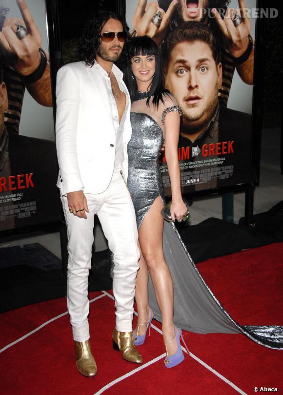 Katy Perry et Russell Brand se cherchent beaucoup depuis leur rupture.