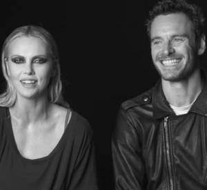 Charlize Theron et Michael Fassbender : confidences et révélations en vidéo