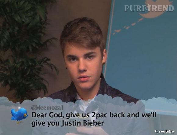 Les fameuses blagues sur les chanteurs mythiques décédés et Justin Bieber