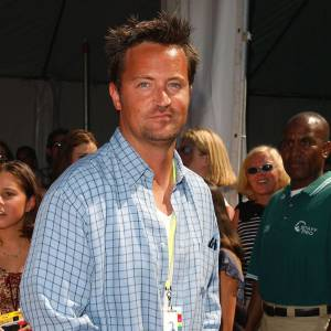 Matthew Perry, un acteur qui a fait son come-back.