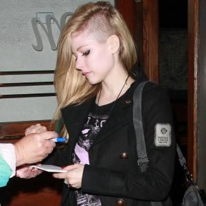 Avril Lavigne n'a plus 14 ans.