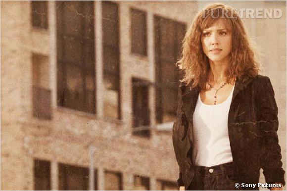 Jessica Alba a récemment confié en avoir assez d'être choisie dans des films pour son physique. Adieu les films d'action ?