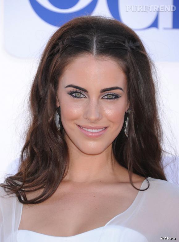 """Jessica Lowndes : elle joue Adrianna Tate-Duncan dans la série """"90210"""""""