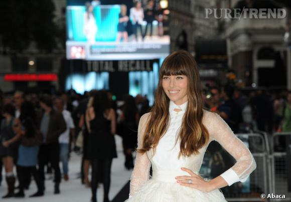 Jessica Biel, quelle robe de mariée pour la future madame Timberlake ?