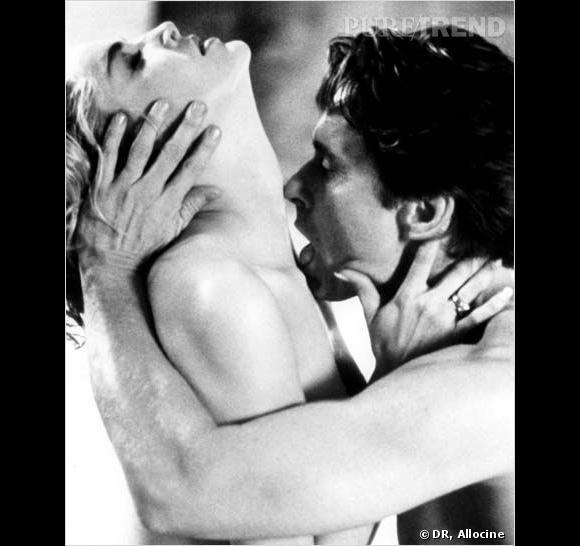 """""""Basic Instinct"""", un film célèbre pour ses scènes de sexe très explicites."""