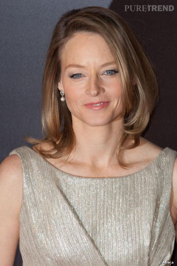 """Jodie Foster :  """"Etant la seule à n'avoir pas fait de chirurgie à 60 ans, je vais avoir plein de boulot""""."""