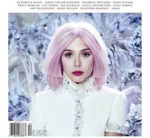 Elizabeth Olsen, la 'soeur de' metamorphosee pour Bullett magazine