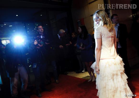 Elizabeth Olsen, l'actrice chérie des critiques.