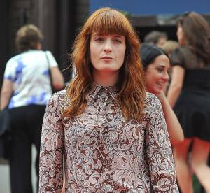 Florence Welch VS podium : l'ensemble imprime Miu Miu
