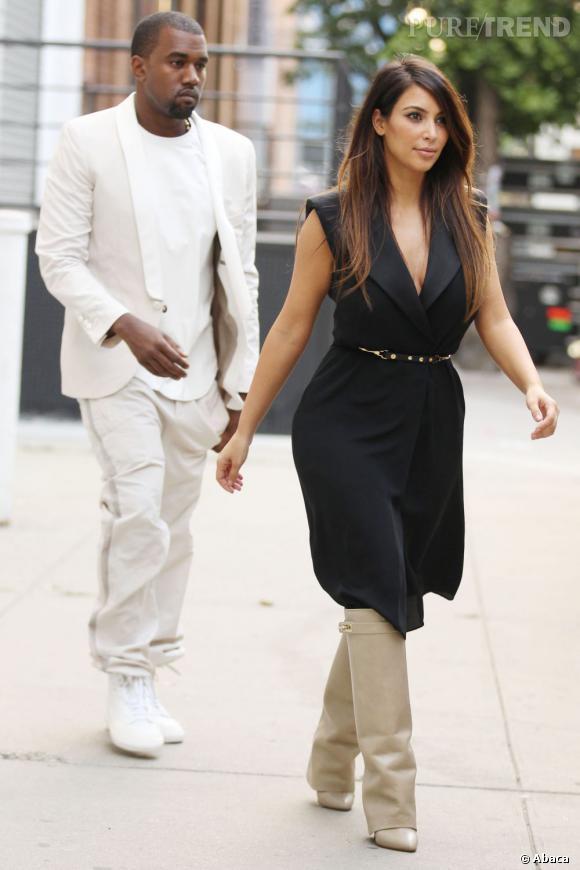 Kim Kardashian va-t-elle perdre du poids pour rentrer dans sa nouvelle garde-robe ?