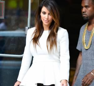 Kim Kardashian, un nouveau regime pour Kanye West