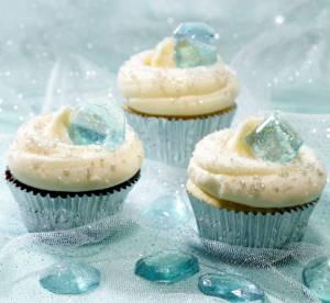 Des cupcakes précieux Magnolia Bakery et Swarovski