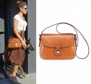 Wanted : l'it-bag Cartridge d'Eva Mendes signé Ralph Lauren