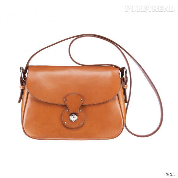 Covered Lock Cartridge Bag , Ralph Lauren Collection