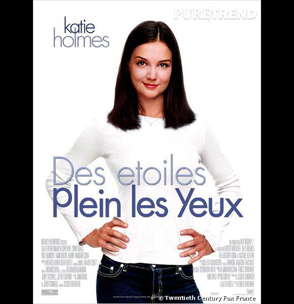Deuxième flop pour Katie Holmes et sa coiffure à la Nana Mouskouri dans un film pas vu et donc vite oublié. Allez, on en fait de même pour cette coupe de cheveux.