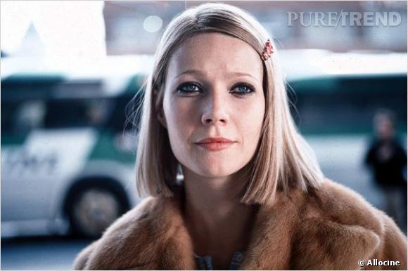 """Gwyneth Paltrow ou la fille de bonne famille caricaturale dans """"La Famille Tenenbaum"""". Passé 30 ans, la barrette dans les cheveux, on oublie."""