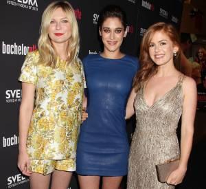 Les trois actrices ont su montrer le glamour hollywoodien.