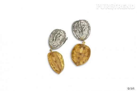 Must Have : les bijoux Kenzo par Delfina Delettrez Boucles d'oreilles