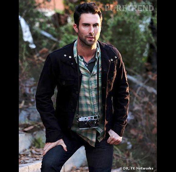 """Adam Levine confirme sa nouvelle carrière d'acteur avec """"American Horror Story""""."""