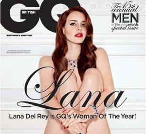 Lana Del Rey nue pour la couv' de GQ : un shooting sulfureux