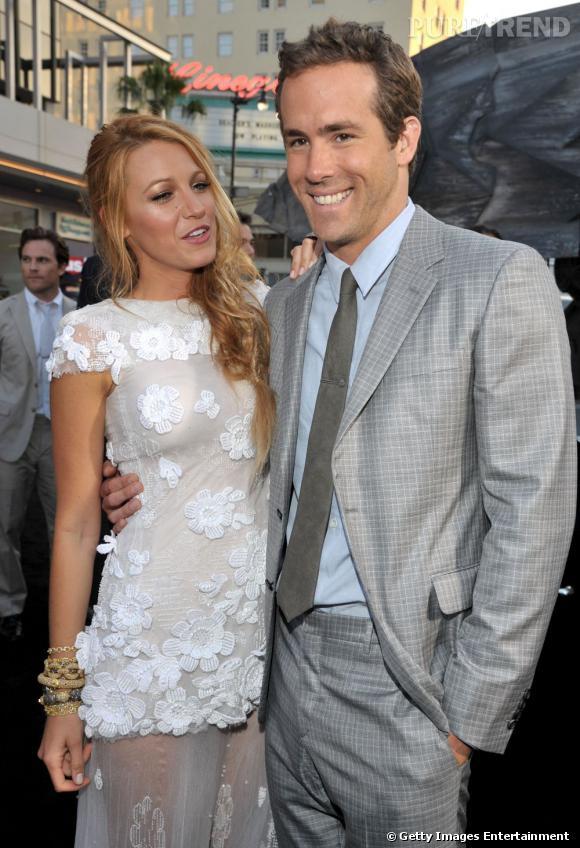 Blake Lively et Ryan Reynolds, ils se sont dit oui !