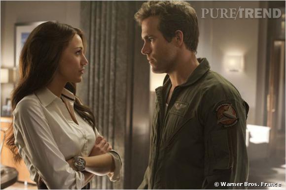 """Ils se sont rencontrés sur le tournage de """"Green Lantern"""" en 2011."""