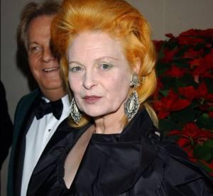 Coiffure culte : La crinière de feu de Vivienne Westwood