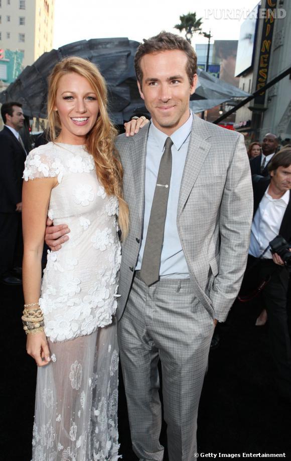 Blake Lively et Ryan Reynolds se sont mariés en secret le week-end du 8 septembre.