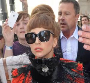 Lady Gaga dévoile l'arrière de son crâne rasé sur Twitter