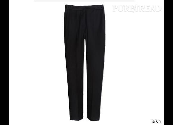 E-shopping : les 20 essentiels du look parisienne    Pantalon Sandro, 165 €    www.sandro-paris.com