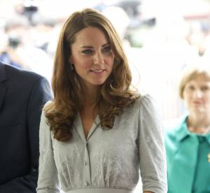 Kate Middleton : duchesse poudrée pour sa virée en Asie avec le Prince William