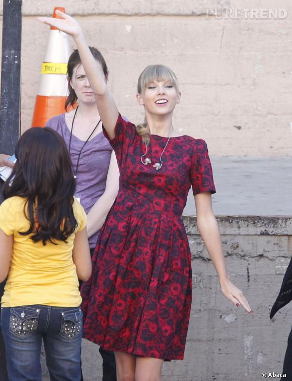 Taylor Swift, la reine du Billboard.