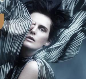 10 mannequins britanniques à connaître ! Stella Tennant Couverture ID Spring 2012