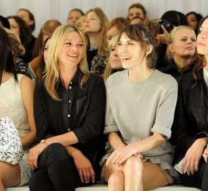 Kate Moss, Alexa Chung, Olivia Palermo : les derniers front rows de Londres
