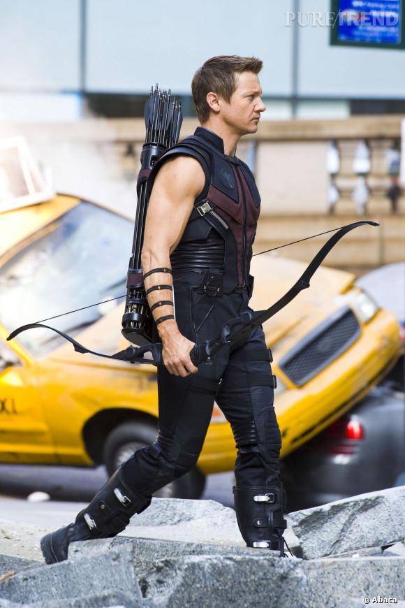 """Son rôle le plus marquant récemment ? Hawkeye dans """"Avengers"""". Et pourtant, il n'a pas le rôle principal..."""
