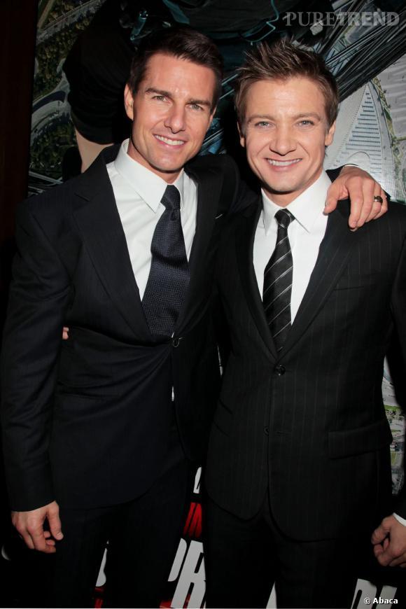 """Avant ce film, il joue aux côtés de Tom Cruise dans """"Mission Impossible : Protocole Fantôme"""". Un rôle important, mais encore secondaire !"""