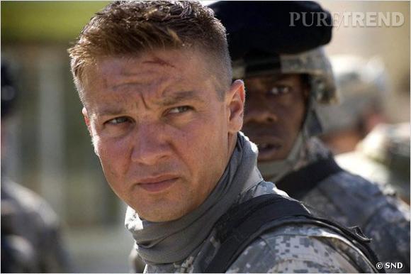 """Jeremy Renner obtient le rôle principal de """"Démineurs"""", un film couvert de récompenses mais qui s'est offert l'un des plus gros flop du cinéma."""